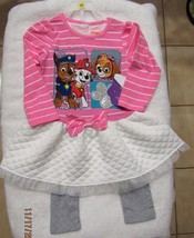 PAW CONTROL Disney/Pixar 2-Pc Dress & Leggings Set  PINKGirl's Sz 2T-3T NWT - $19.59
