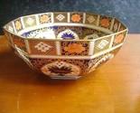 old Porcelain Bowl Royal Crown Derby (Canada)