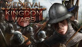 Medieval Kingdom Wars PC Steam Code Key NEW Download Game Fast Region Free - $10.15