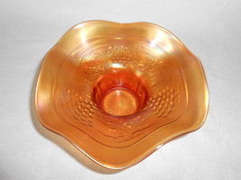 "Northwood "" Grape and Cable "" Whimsey Bowl - $15.00"