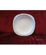 ROSENTHAL CONCEPT 5 ANTHRACITE black soup bowls - $9.85