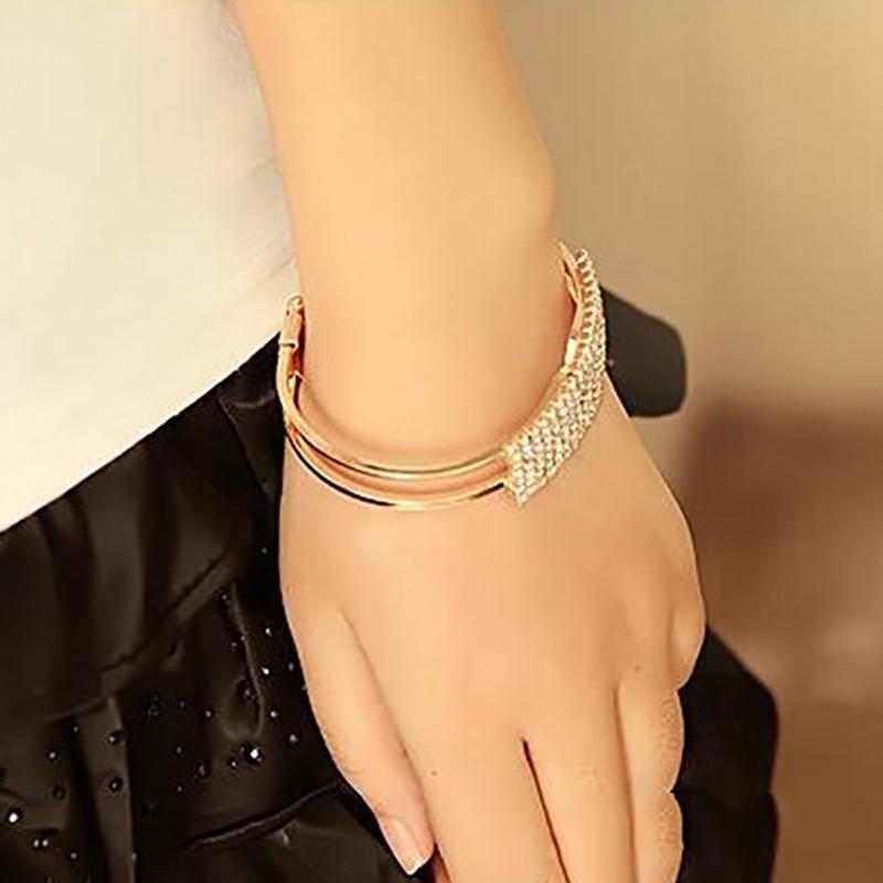 b5a11055fbc ... OFERTA Pulsera FashionAccessories silver jewellery crystal crystals  bangle ...