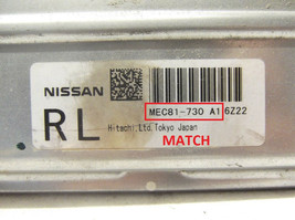 2007..07  NISSAN MURANO  AWD ENGINE CONTROL MODULE/COMPUTER ..ECU..ECM..PCM - $37.87