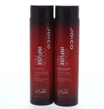 Joico Color Infuse Red Shampoo and Conditioner 10.1 oz DUO - $38.90