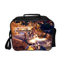 The Outer Worlds Kid Adult Lunch Box Lunch Bag Picnic Bag B - $19.99