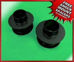 "3"" Front Lift Kit Steel Spacers for 2005-2020 Ford F-250 F-350 Super Dut... - $58.65"