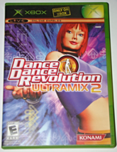 XBOX - KONAMI - Dance Dance Revolution ULTRAMIX 2 (Complete with Instruc... - $6.75