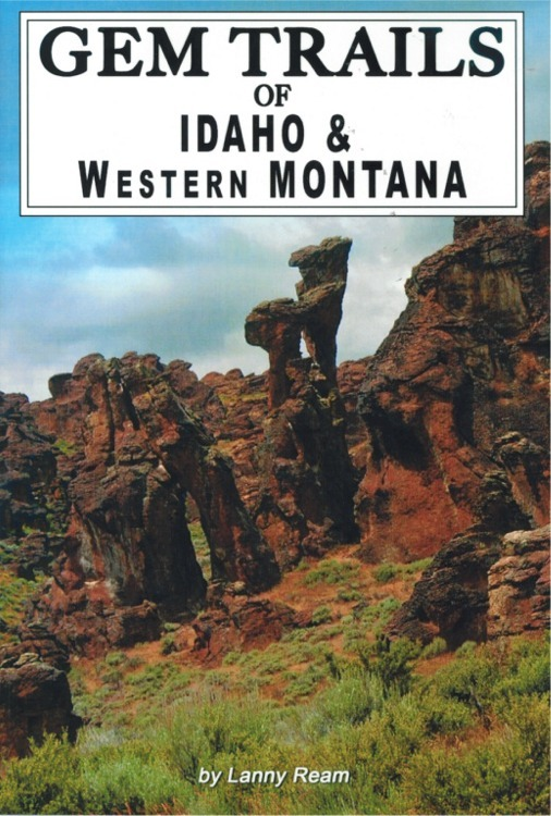 Gem trails of idaho and western montana