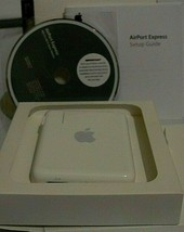Apple AIrPort Express Wireless Router A1264 802.11n MB321LL/A - $26.24