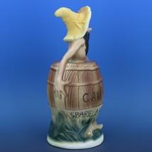Twin Winton Hillbilly Figurine Skinny Clem Piggy Bank Made in Japan 1950s Scarce image 2