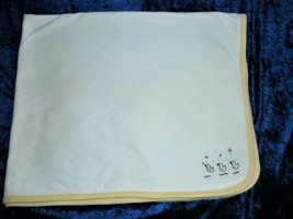 Vintage Gymboree Bath Time Rubber Duck Duckie Embroidered Blanket Soap S... - $98.99