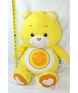 "Care Bears 26"" FunShine Sunshine Yellow Stuffed Plush Large Bear by Baby... - $29.69"