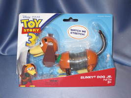 Slinky Dog Jr. - Toy Story 3 - Disney - Pixar. - $17.00