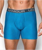 "New Under Armour Ua Original Boxerjock 6"" Inseam Anti Odor Underwear Boxer Brief - $19.99"