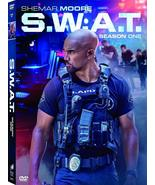 S.W.A.T SWAT SEASON 1 FIRST ONE 1ST DVD 2018 Brand New Sealed - $12.50