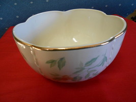 Outstanding Vintage LENOX Bowl MORNINGSIDE COTTAGE Collection..Made in USA - $24.34