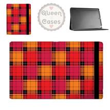 Tartan Love Tablet Flip Case - $29.99+