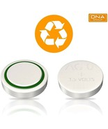 AG0, Coin Battery, Button Cell, 1.5 Volt, Generic - $0.99