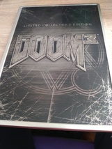 MicroSoft XBox Doom 3 Collector's Edition image 3