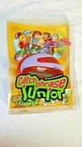 Hasbro Catch Phrase Jr. Junior Electronic Handheld Trivia Game EUC Origi... - $58.95