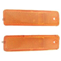 A-Team Performance Side Marker Set Tail Light Assembly Compatible with 83-88 For