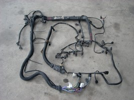 2002 MERCEDES S55 S-CLASS 5.5L ENGINE MOTOR WIRING HARNESS A2205409232 OEM