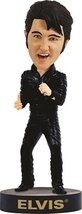 ELVIS PRESLEY– Black Leather '68 Comeback Special - Bobblehead image 1