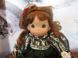 "Precious Moments 2004 christmas belle stocking  Doll  13"" - $26.93"
