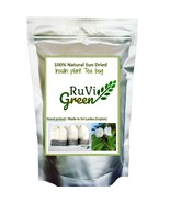 25 Insulin plant Tea Bag / Canereed Igneus /Thebu Leaves Ceylon - $9.99