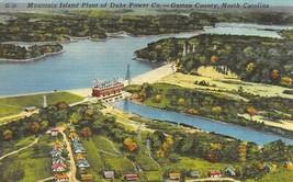 North Carolina NC  MOUNTAIN ISLAND PLANT~Duke Power Company  GASTON CO  ... - $5.85