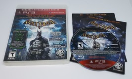 Batman Arkham Asylum for the PS3 PlayStation 3 Used Pre-Owned Complete - $3.77