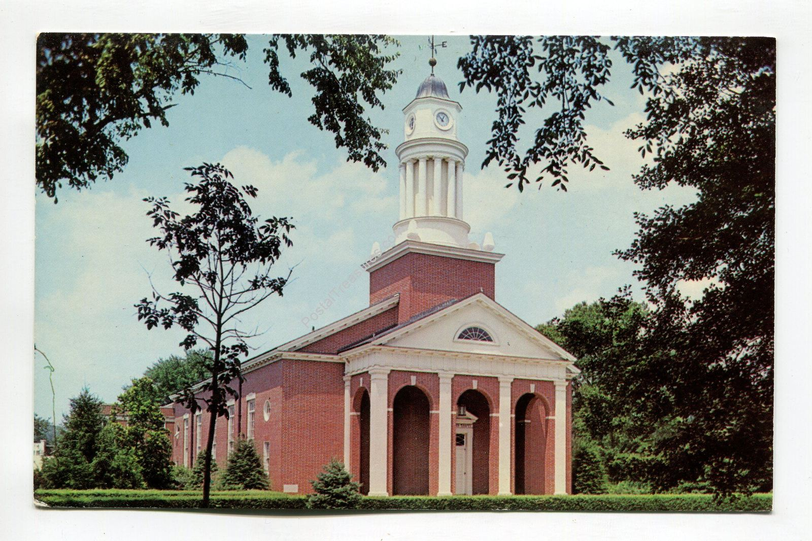 Primary image for Conway Boatman Chapel Union College Barbourville Kentucky