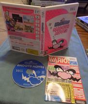 WarioWare: Smooth Moves CIB good shape tested (Nintendo Wii, 2007) - $20.94