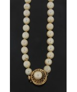 Pearl necklace Women's 14kt Yellow Gold Necklace - $99.00