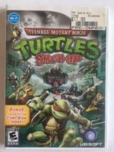 Teenage Mutant Ninja Turtles Smash-Up (Nintendo Wii, 2009) Complete with... - $7.91