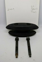 2002 Ford Explorer Sport Trac Rear Bed Tie Down Cleats Set of 2 (#2409) - $18.00