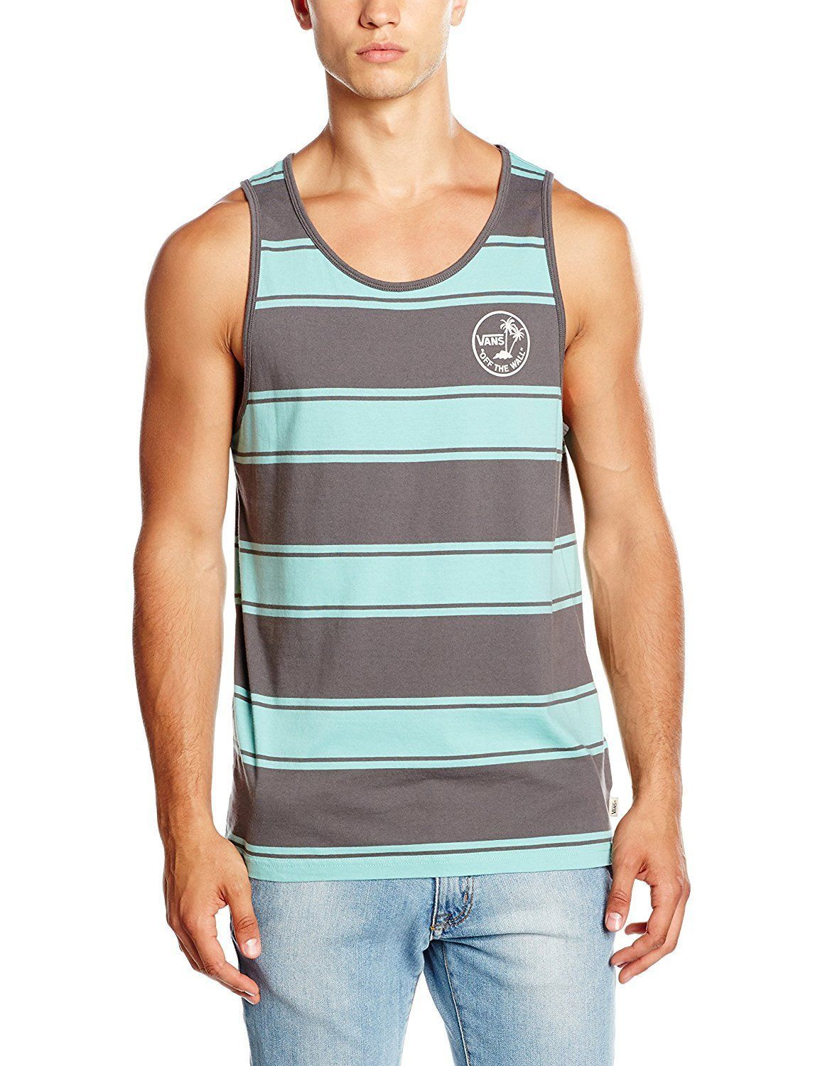 e81c831b46fcf Vans Off The Wall Bidwell Tank Top Men s and 29 similar items. S l1600