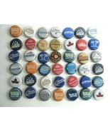 Lot Of 400 Used Washed Bottle Caps Domestic & Imported Brands - $5.89