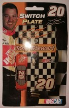 TONY STEWART Light Switch Wall Plate Cover NEW AUTHENTIC Officially lice... - $3.00