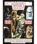 Doctor Who Winter Special Comic Magazine 1983/84 Peter Davison Cover VER... - $7.84