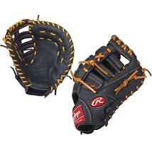 "Rawlings Premium Pro Series Baseball Gloves, 12.5"", Worn on right hand - $68.22"