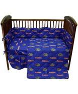 Florida Gators Baby Crib Set 5 Pc Cotton - $102.90