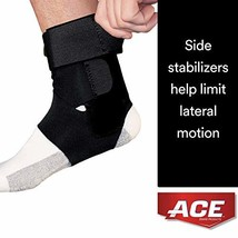 ACE Brand Deluxe Ankle Stabilizer, America's Most Trusted Brand of Brace... - $10.68
