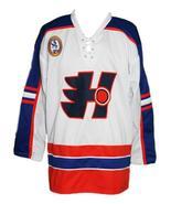 Custom Name # Halifax Highlanders Retro Hockey Jersey White Belchior #1 ... - $54.99+