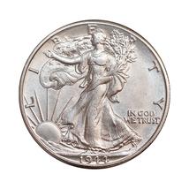 Superb - 1944 D Walking Liberty Half Dollar - Gem BU / MS / UNC - High G... - $62.00