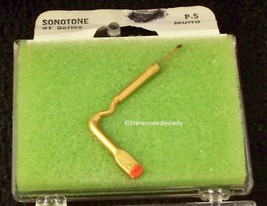 STEREO RECORD STYLUS NEEDLE for Sonotone 3T Sonotone N3T 78 RPM 802-DS73 image 1