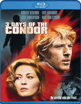 3 Days Of The Condor (Blu Ray) (Ws)