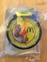 1991 Michael Jordan Fitness Fun McDonalds Happy Meal Toy Stopwatch Never... - $4.99