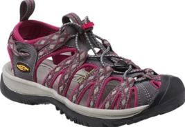 Keen Whisper Size US 7 M (B) EU 37.5 Women's Sport Sandals Shoes Magnet/... - $61.69