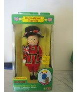 MADELINE INTERNATIONAL TRAVELER DOLL-ENGLAND NEW IN BOX !! - $38.61